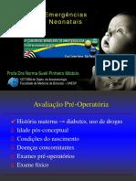 Emergencias Neonatais