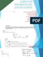 FLUIDOS EJERCICIOS