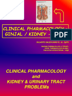 Renal Pharmacology