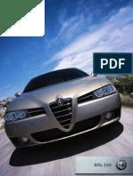 Alfa Romeo 156 2006