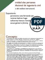Bases Del Analisisi Estructural