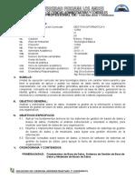 Silabo Gestion Informatica II