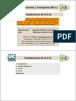 Instalaciones ACS