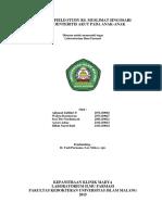 Laporan Filed Study RS. Muslimat Singosari