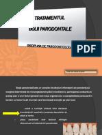 Tratamentul Bolii Parodontale (1)