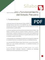 Estructura y funcionamiento DEL ESTADO PERUANO.pdf