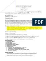 JCC Board Sept. 25 Agenda