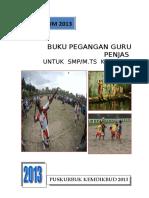 Cover Buku SMP Puskurbuk 2013
