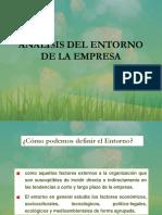 Bloque 2 Entorno de La Empresa