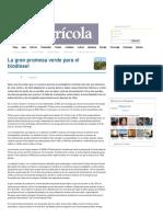 La Gran Promesa Verde Para El Biodiesel 01092011 PDF 107 Kb