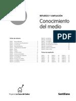 2º Refuerzo y Ampliación Cono Santillana LA CASA
