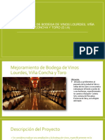 Mejoramiento de Bodega de Vinos Lourdes, Viña.pptx