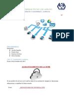 Resumen de Repositorio de Información