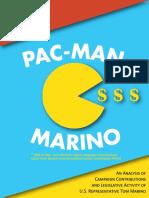 PAC-man Marino Report