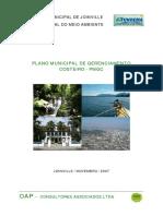 Plano Municipal de Gerenciamento Costeiro PMGC de Joinville SC