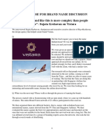1a_VISTARA Case for Brand Name Discussion