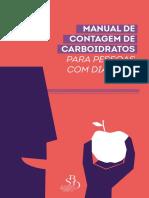 Manual de Contagem de Carboidratos - Sociedade Brasileira de Diabetes