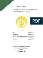 PMO - Quality Management (Studi Kasus PT KAI) - Elvina Rio Thierry Fakhry Farisa