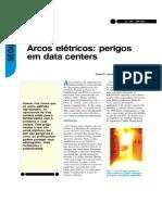 Arcos Elétricos Em Data Centers