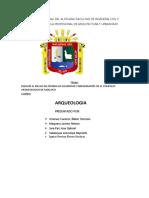 Universidad Nacional Del Altiplano Facultad de Ingeneria Civil y Arquitectura Escuela Profesional de Arquitectura y Urbanismo