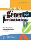Entrevista a Ramon Salaverria Manual de Generos Periodisticos 2011