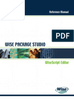 Wise Script Editor