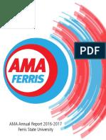 ferris state university 2016-2017 annual report