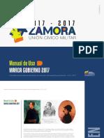 Manual Zamora Union Civico Militar 2017