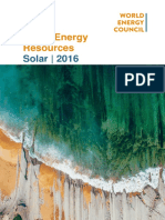 WEResources Solar 2016