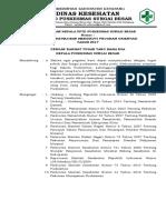 2.3.5.1 Sk Tentang Kewajiban Ikut Orientasikepala Puskesmas, Penanggung Jawab Program Dan Pelaksana Kegiatan Yang Baru