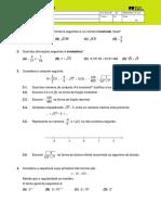 Matemática 8º ano