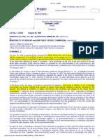 Surigao Electric Co., Inc. vs. Municipality of Surigao, 24 SCRA 898