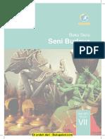 Buku Pegangan Guru Seni Budaya SMP Kelas 7 Kurikulum 2013 Edisi Revisi 2014