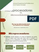 Micros y Microcontroladores nociones Basicas