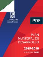 PlanMunicipalDeDesarrollo 2015-2018