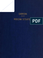 (1913) The Mexican Situation From a Mexican Point of View
