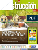 Revista construcción 216