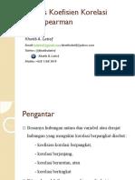 09- Korelasi Rank Spearman