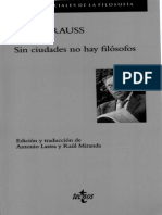 Strauss Leo - Sin ciudades no hay filósofos (2).pdf