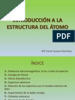 Introducción a La Estructura Del Átomo - Química