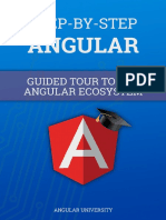 Step-By-Step Angular Guide 3 Sample Chapters