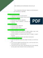 Subiecte Tehnici Speciale de Manevrare a Bolnavului