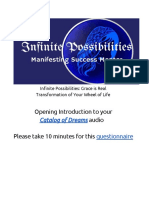 Infinite Possibilities Abundant E-Book by Saqara Alexis