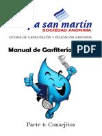 Manual de Gasfitería Básica - Consejos - Copia
