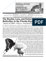 January 2009 Peligram Newsletter Pelican Island Audubon Society