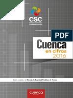 Cuenca en Cifras 2016 Digital
