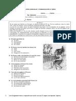 prueba de 6° mitos y leyendas.doc
