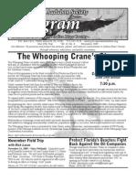 November 2009 Peligram Newsletter Pelican Island Audubon Society
