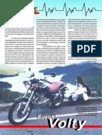 Suzuki revista GN 125