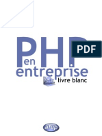 AFUP - Livre Blanc - PHP en Entreprise (Ed 3)
